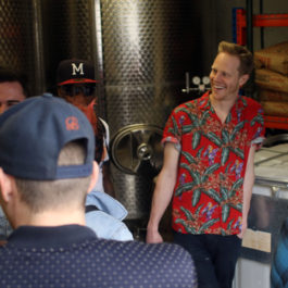 Brewery BBQs and Tours